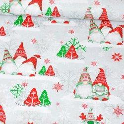 Skrzaty świąteczne zielono...