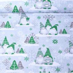 Skrzaty świąteczne zielone...