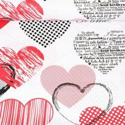 Walentynka czerwona wz1541